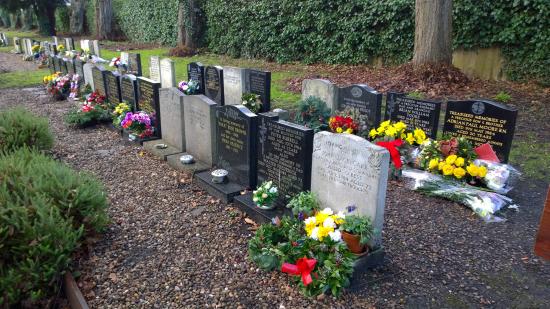 Norwich Graves